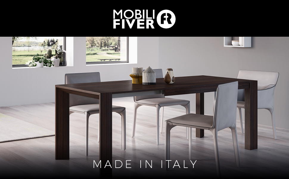Mobili Fiver - Table extensible Giuditta