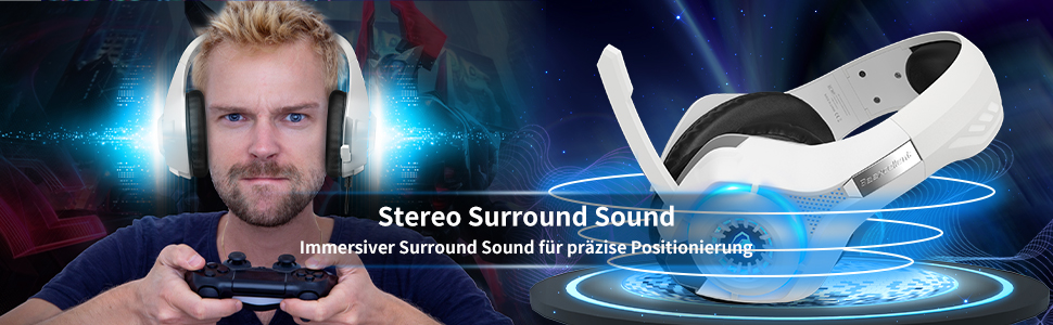 Stereo Surround Sound