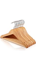 儿童木衣架-原木