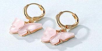 funny dangle earring set
