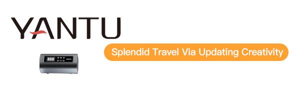 YANTU Logo