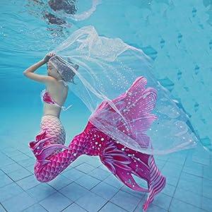 mermaid tail show