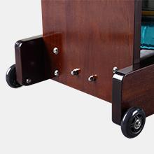 Water Rower Rowing Machine Wood Wooden Row Machine for Home use Water Resistance Row Machine