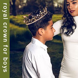 royal crown for boys