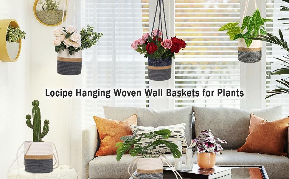 hanging pots hanging planter indoor hanging baskets for plants hanging plant basket