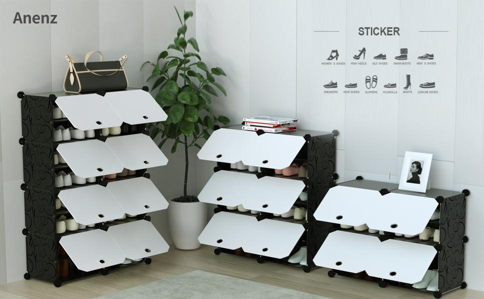 shoe rack organizer