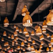 OmiBrite LED Light Bulbs Non-Dimmable 5.5W=60W, E12, BA11…