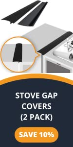 Stove Gap Covers