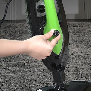 adjustable steam mop