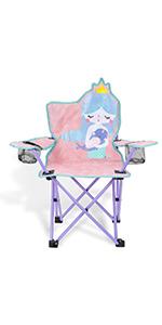 Mermaid Camp Chairp