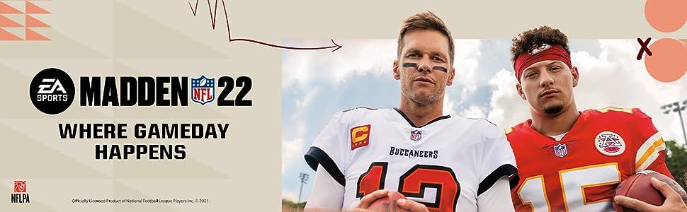 Madden NFL 22 Banner