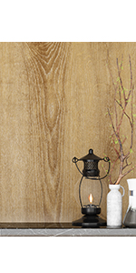 Brown Rustic Wood Contact Paper Peel and Stick Wood Wallpaper for Cabinets Countertops Table Desk