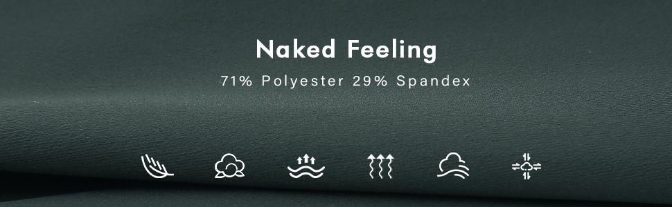 naked feeling