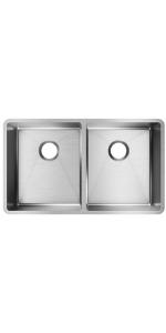 ECTRU31179T double bowl sink
