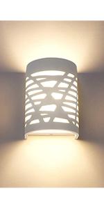 wall light plaster