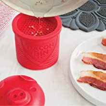 bacon bin, grease container, grease can, bacon fat, keto