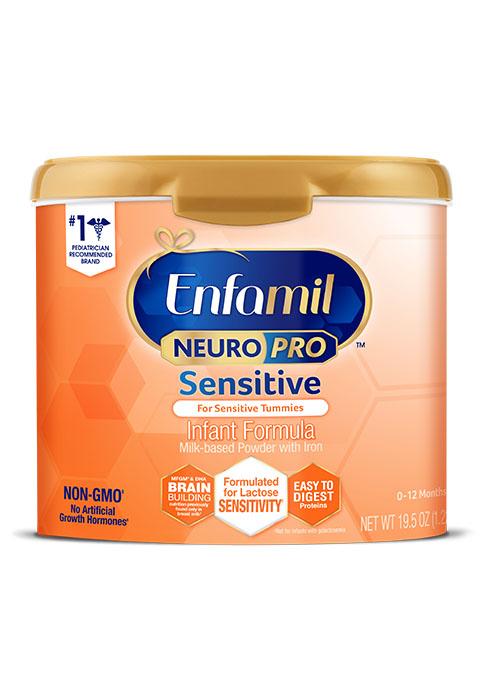 Enfamil NeuroPro Sensitive Infant formula