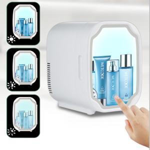led mirror fridge