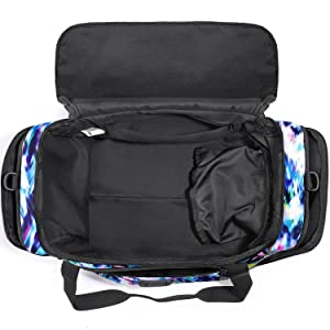 Skechers Sporttasche mit Geräumige Lagerung