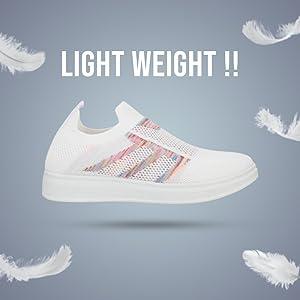 Lioght weight running shoes