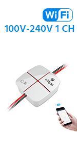 wifi switch 220v