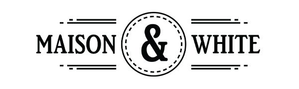 Maison amp;amp;amp; White Banner