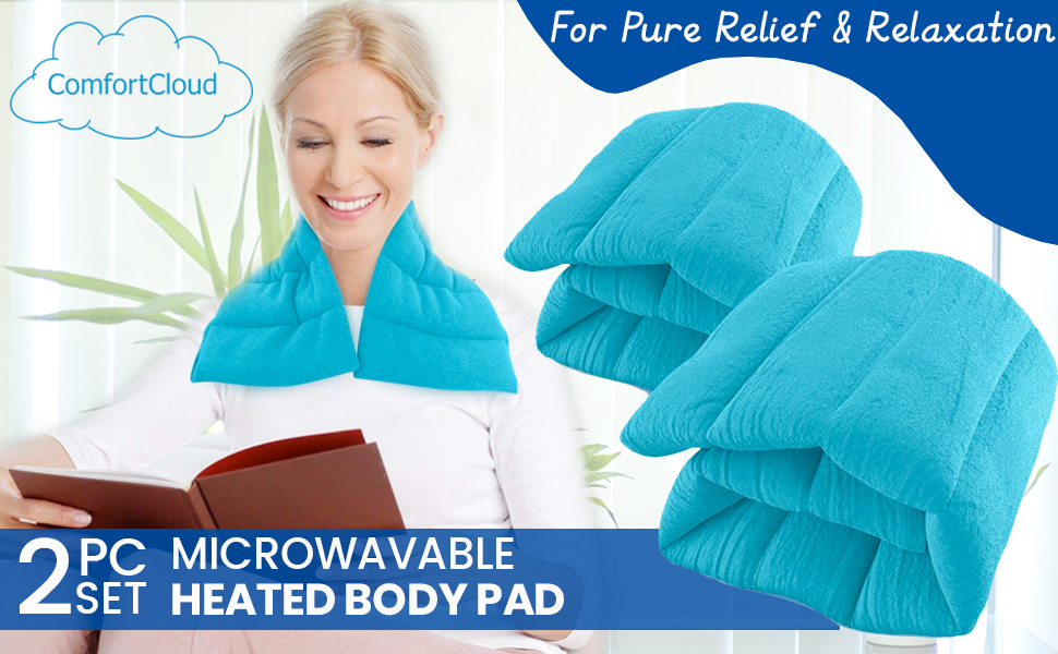 heating pad,heat therapy pad,cold therapy pad,warm compress pad,cold compress pad,natural moisture