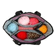 yarn knitting bag