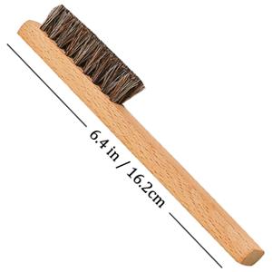 horsehair detailing brush