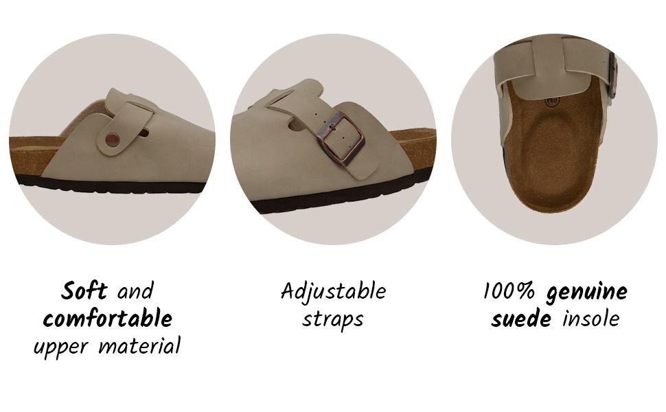 Cushionaire Sandals
