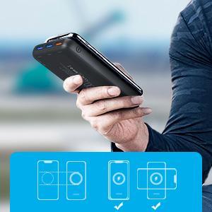 wireless qi powerbank