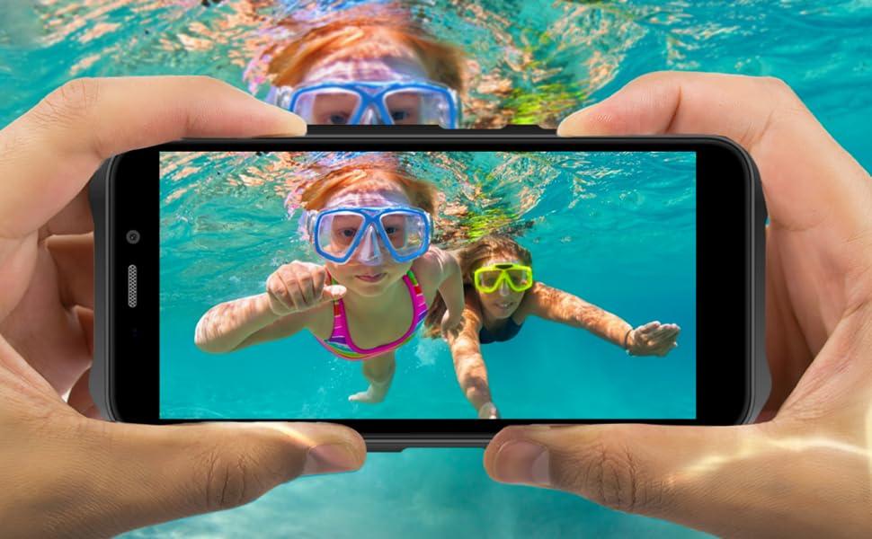 OUKITEL Underwater