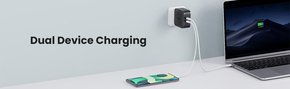 Fast Charging Wall Charger for MacBook Pro Air