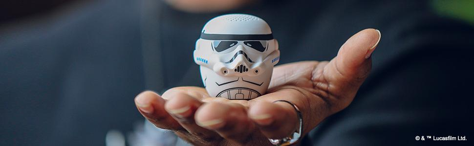 storm trooper bitty boomer bluetooth speaker