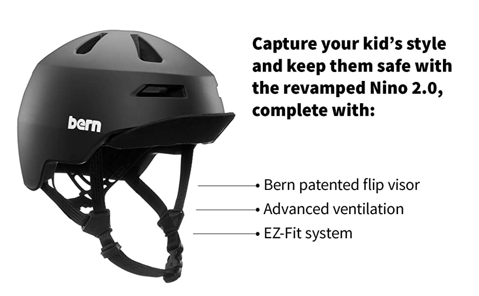 Capture your kid's style and keep the safe with the revamped Nino 2.0