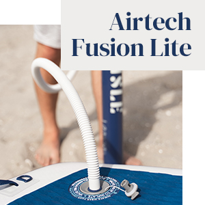 ISLE Surf & SUP Stand up paddle board Airtech Fusion Lite