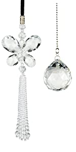 Car Hanging Ornament clear