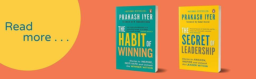 Read more from Prakash Iyer