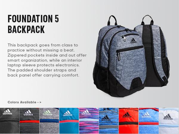 02 Foundation 5 Backpack M