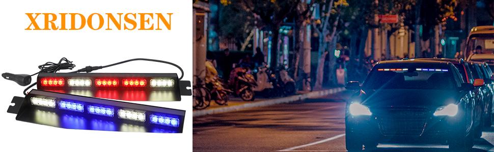 emergency lights for vehicles, police lights for car, police lights, strobe light truck vehicles