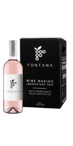 Zinfandel Wine Kit