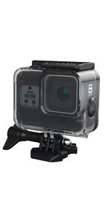Waterproof Housing for GoPro Hero Max 78% OFF Diving Black Pro 7 ...