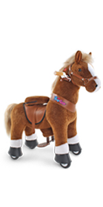 ride on horse toy ponycycle pony cycle