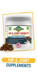 Hip amp; Joint Glucosamine Supplements for Dogs amp; Puppies - Chondroitin Packed Mobility Treats USA