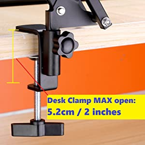 Table Clamp Mount