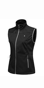 women vest with pockets