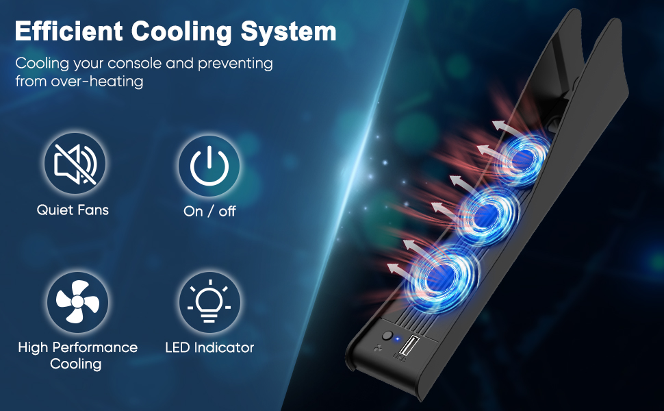 efficient cooling system