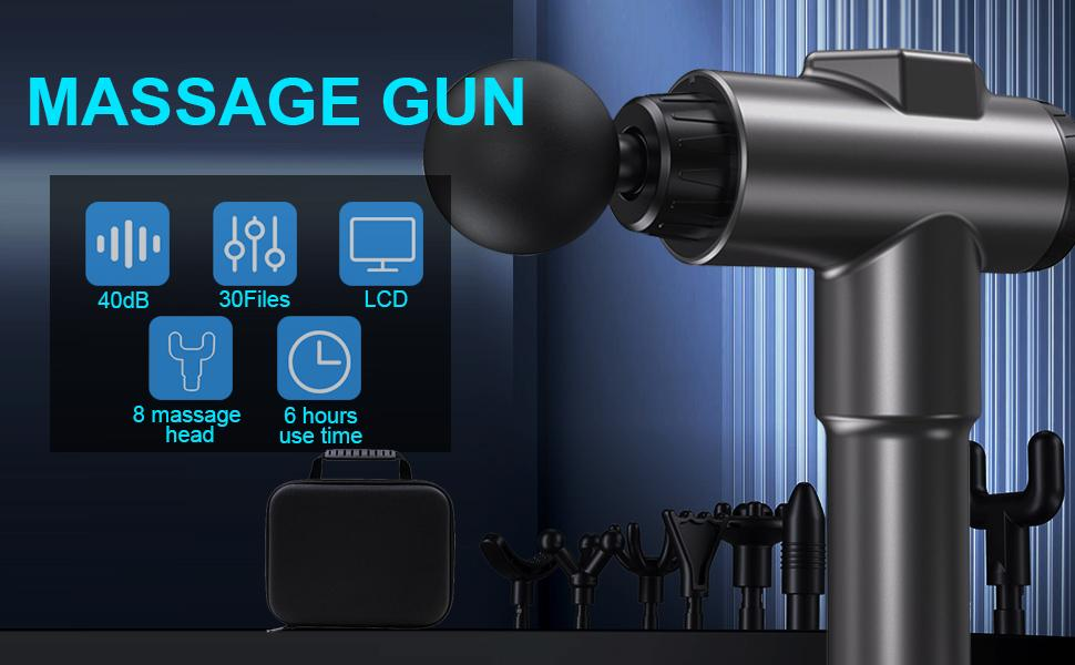 Massager bring you a More Professional and Comfortable Massage Experience.