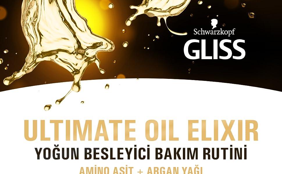 Gliss Ultimate Oil