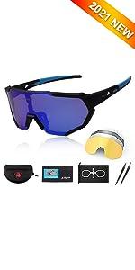 X-TIGER Cycling glasses